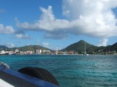 St. Maarten/St. Martin, Caribbean