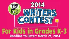 PBS Kids Young Write...