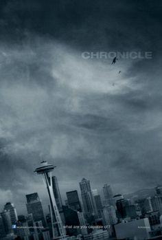 """Chronicle: I really enjoyed this film. It reminded me of """"Akira""""."""
