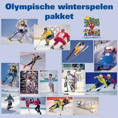 Olympische winterspelen pakket