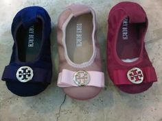 BABY TORY BURCH- Eyleigh must have a pair!