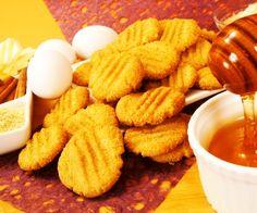 Galletas de miel - Recetín