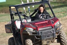 Who wants to go four-wheeling with Sam King? Watch season four of #FarmKings Fridays at 10/9c on Great American Country! http://my.gactv.com/farm-kings/multigallery.esi?soc=pinterest