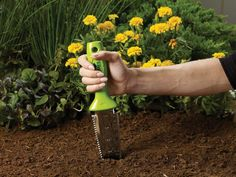 Five time-saving tips for gardeners.