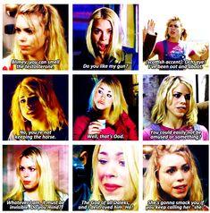 Why I love Rose Tyler.