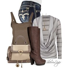 Untitled #523, created by sherri-leger on Polyvore