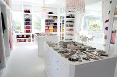 dream wardrobe, dream closets, beverly hills, dreams, season, new homes, chandeliers, shoe, walk