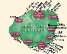Activities and fun things to do on Kauai