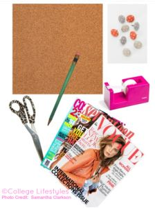 DIY: Vision Board | College Lifestyles