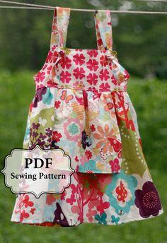 Knot Dress Pattern