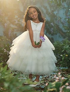 Alfred Angelo Bridal Style 714 from Disney Blossoms