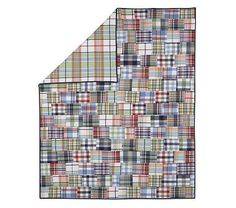 Madras Quilt from Pottery Barn Kids