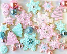Christmas sugar cookies #treat