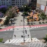 Pilot project at Largo São Francisco in São Paulo - cities for people