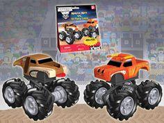 El Toro Loco vs. Monster Mutt  Micro Building Set  $7.99