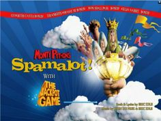 Monty Python's Spamalot slot game!  AMAZING!