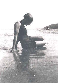 Jacques-Henri Lartigue, Renée Perle, 1930-1932.
