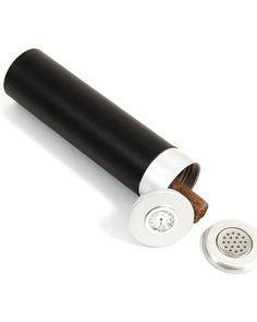 Leather Cigar Tube