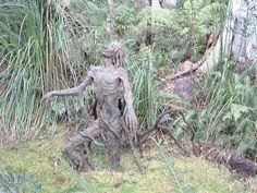 *Bruno's sculpture garden by... Gavin Anderson, via Flickr