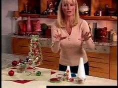 How To Make Candy Trees - Sandra Lee Video