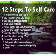 #11 is so true...and #10 sometimes means letting go of people