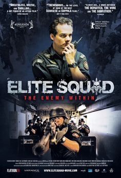 Elite Squad: The Enemy Within(2010)