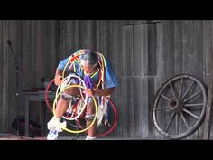 ▶ Kevin Locke Hoop Dance Aug 2013 Jamestown ND - Performance by Kevin Locke during Pioneer Days at Frontier Village in Jamestown, ND, Locke is a preeminent player of the Native American flute, a traditional storyteller, cultural ambassador, recording artist and educator. He is most known for his hoop dance, The Hoop of Life.