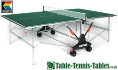 Kettler Stockholm Outdoor Table Tennis Table