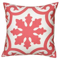 18x18 cotton, apart decor, couch, coral pillow, satin pillow, basement idea, master bedroom, throw pillows, cotton satin
