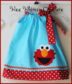 pillowcase dresses!