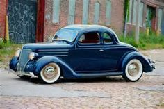 Projects ~~My 1936 Ford Coupe Project
