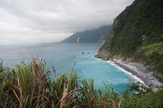 taiwan coast