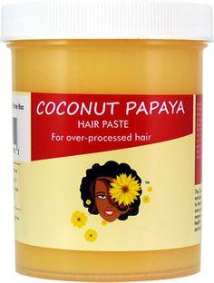 My Honeychild Coconut Papaya Hair Paste-Deep Conditioner