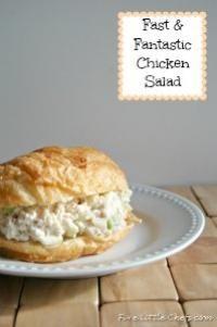 awesom chicken, chicken recipes, sandwich, chicken salads, healthy eating, chickensalad, fantast chicken, health foods, chicken salad recipes