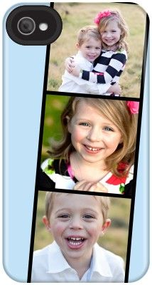 Personalized iPhone 4/4S case. Love it!