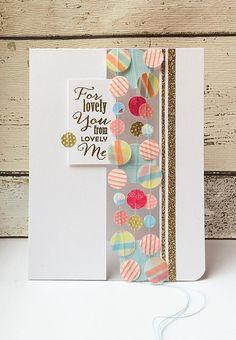 For Lovely You Card - Keren Baker