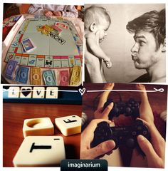 Quem ensina a jogar, ensina a viver: os momentos mais marcantes com o seu pai.