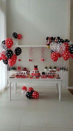 Festa Minnie – 2 anos Clara