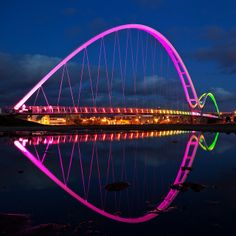 infinity bridge 3 by kane hartlepool, via Flickr#Repin By:Pinterest++ for iPad#