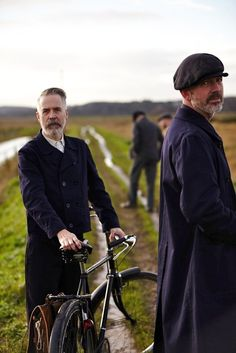 British Workwear from Old Town old school, bicycl style, beard