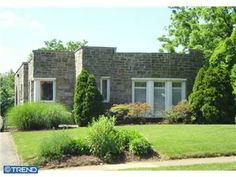 Lower Merion mid century home.  Wynnewood, PA.  MLS #6329663