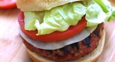 2 Secrets To A Moist Turkey Burger