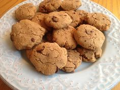perfect fit, chocolate chips, protein cookies, chocol chip, chip cooki, fit chocol, gluten free, maple syrup, coconut flour
