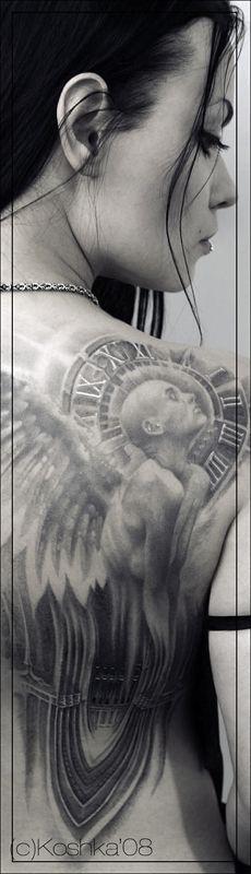 ✯ Angel ..by *Koshka-Black*✯