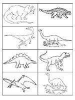 Dinosaur Theme Activities
