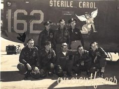 B24 Bomber Sterile Carol. Probably still brings back vivid memories for those who participated.