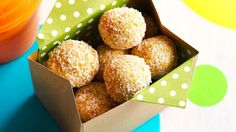 kid recip, food recipes, sweet recip, balls, apricot ball, snack, apricots