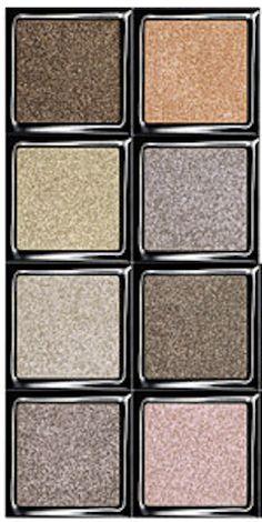 Pretty Bobbi Brown sparkle eye shadows http://rstyle.me/~2t8ht