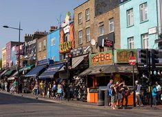 Camden Town, London, UK