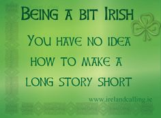 Nope...LOL bit irish, ireland, tans, bless, funni, true, irish laughter, freckles, quot